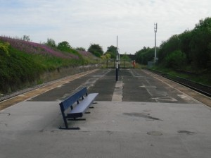 Photo of Denton station