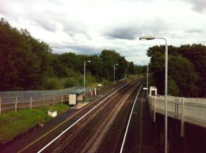 Photo of Clifton station