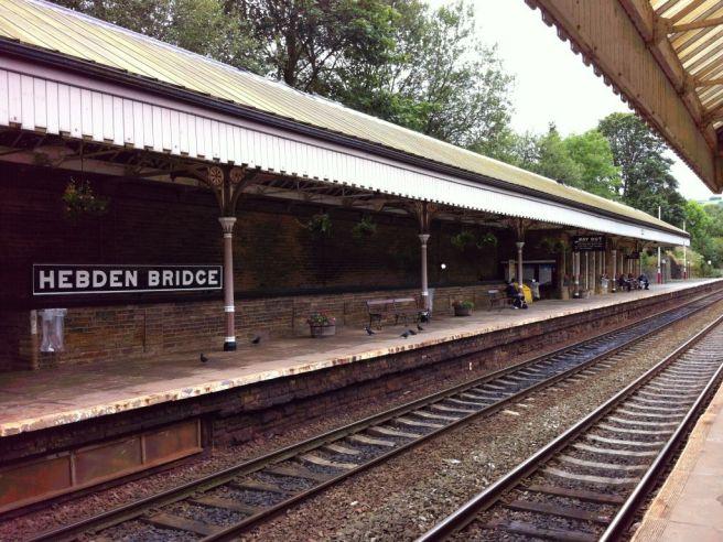Photo of Hebden Bridge station