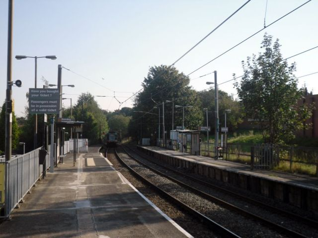 Photo of Woodlands Road Metrolink Stop