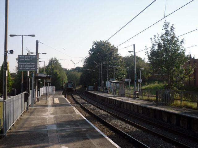 Photo of Woodlands Road Metrolink Stop