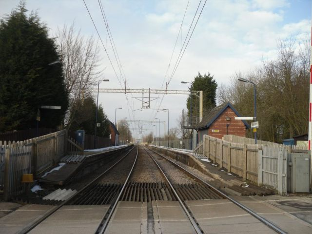 Photo of Barlaston Station