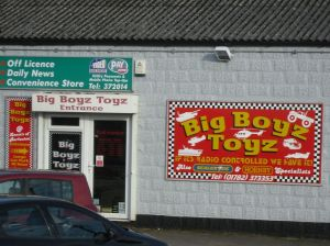 Photo of Big Boyz Toyz shop in Barlaston