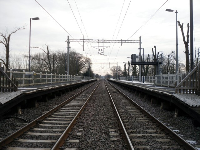 Photo of Wedgwood Station
