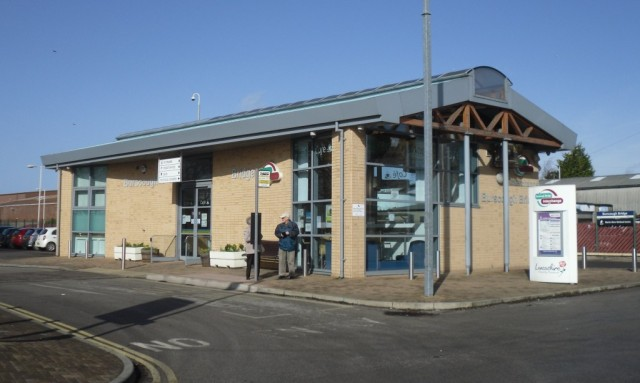 Photo of Burscough Bridge Interchange Station Building