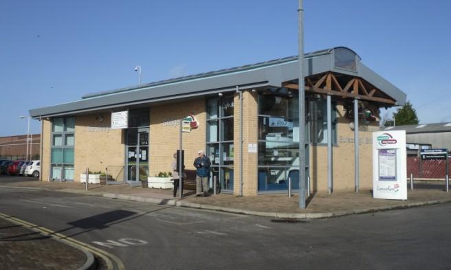 Photo of Burscough Bridge Interchange Station Building