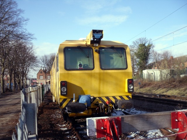 Photo of Network Rail Engineering Train