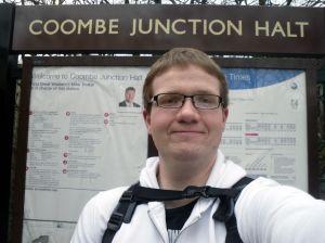 Hampo at Coombe Junction Halt