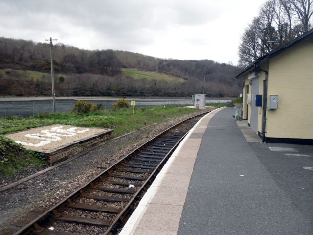 Photo of Looe Station