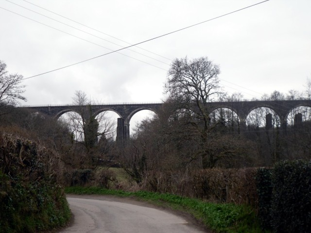 Photo of Moorswater Viaduct