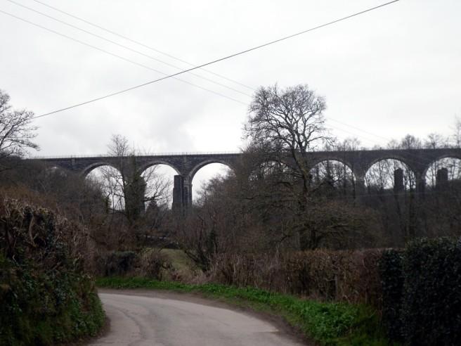 Photo of Moorswater Viaduct