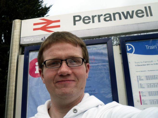 """Perranwell """"tart"""" pic"""