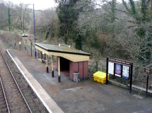 Photo of St Keyne Wishing Well Halt station