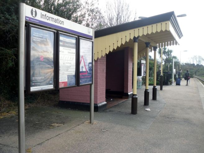 Penmere station