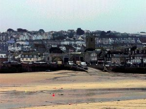 St Ives town
