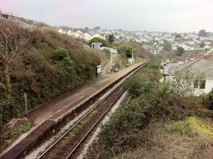 Carbis Bay station
