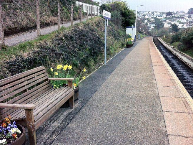 Carbis Bay station