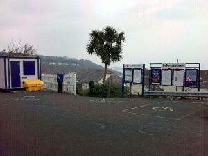 Carbis Bay car park