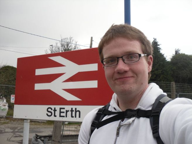Robert at St Erth