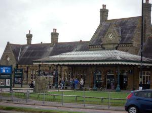 Morecambe Promenade station
