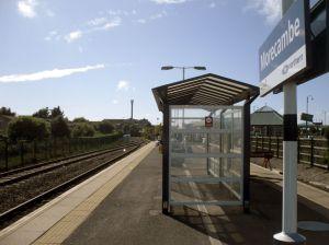 Morecambe Station