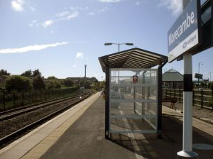 Morecambe Station