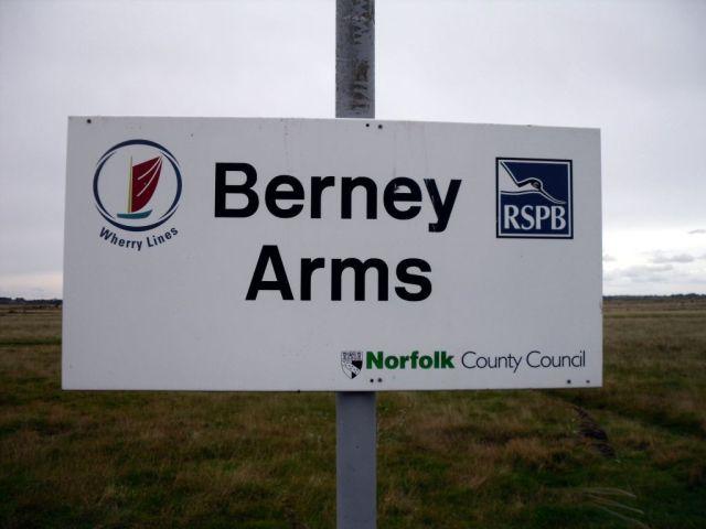 Berney Arms