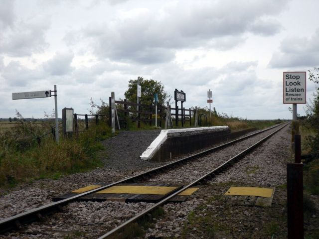 Berney Arms station