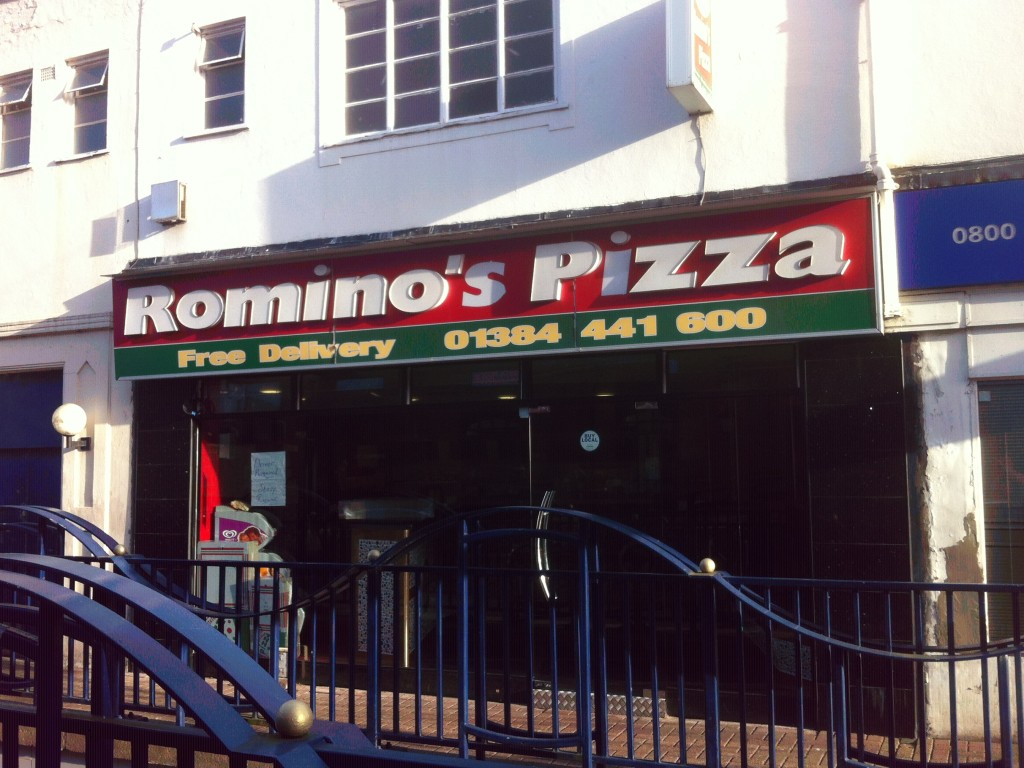 Rominos stourbridge