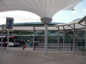 Stourbridge bus station