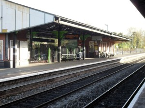 Stourbridge Junction station