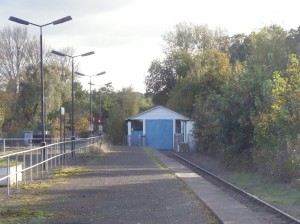 Stourbridge Junction Shed