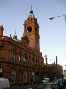 Stourbridge Town Hall