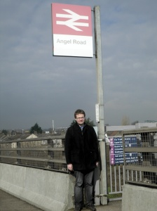 Robert at Angel Road
