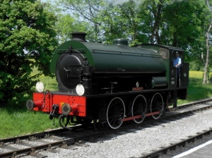 Isle of Wight Steam Loco