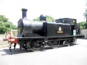 Loco at Havenstreet