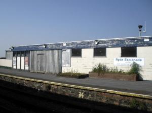 Ryde Esplanade Disused Platform