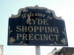 Welcome to Ryde Shopping Precinct