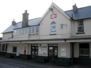 Sandown station