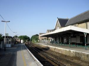 Sandown station