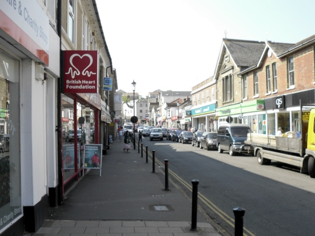 Shanklin High Street