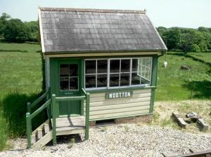 Wootton Signalbox