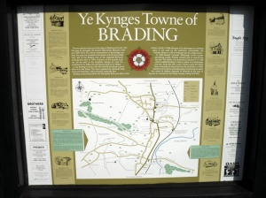 Ye Kynges Town of Brading