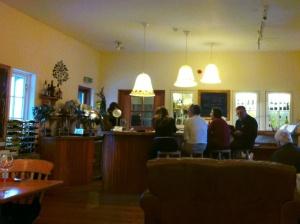 Corrour Restaurant Interior