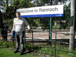 Robert at Rannoch