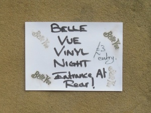 Belle Vue Vinyl Night