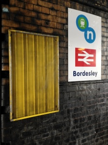 Bordesley Sign