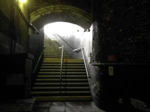 Bordesley stairs