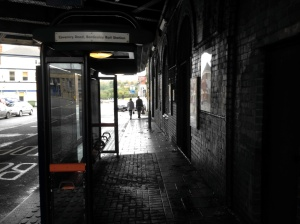 Bordesley Station entrance