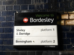 Welcome to Bordesley